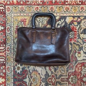 VTG Leather Coach Portfolio